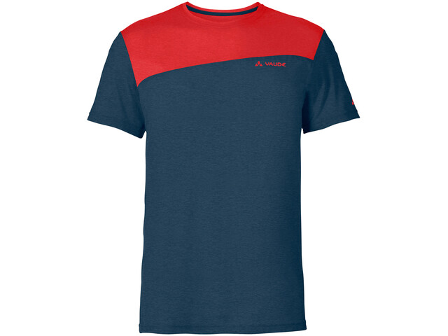 VAUDE Sveit T-Shirt Homme, mars red
